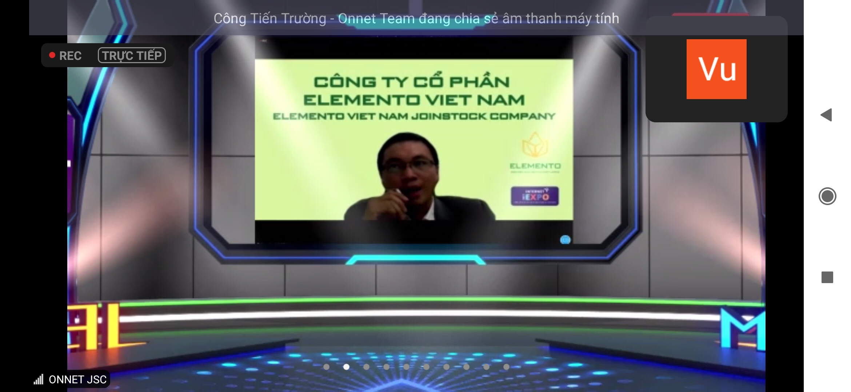 Đồng hành cùng Internet Expo 2021 – Phát biểu của TS. Nguyễn Hữu Nghị tại INTERNET EXPO:  ASIAN – CHINA MARKET LAUNCH EVENT